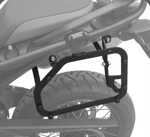 Suporte Bau Lateral F 850 GS / F 750 GS Scam  - Motorshopp