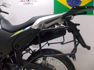Suporte Bauleto Lateral Lander 250 2019 Chapam