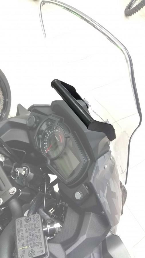 Suporte de GPS Versys 300 Start Racing