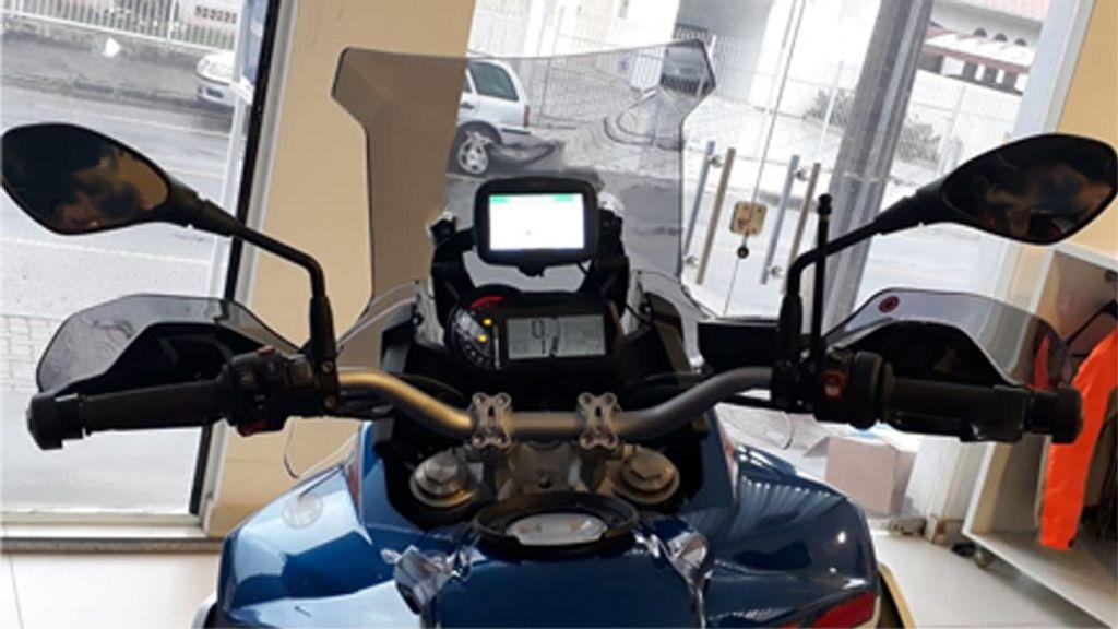 Suporte Gps F 850 GS Start Racing  - Motorshopp