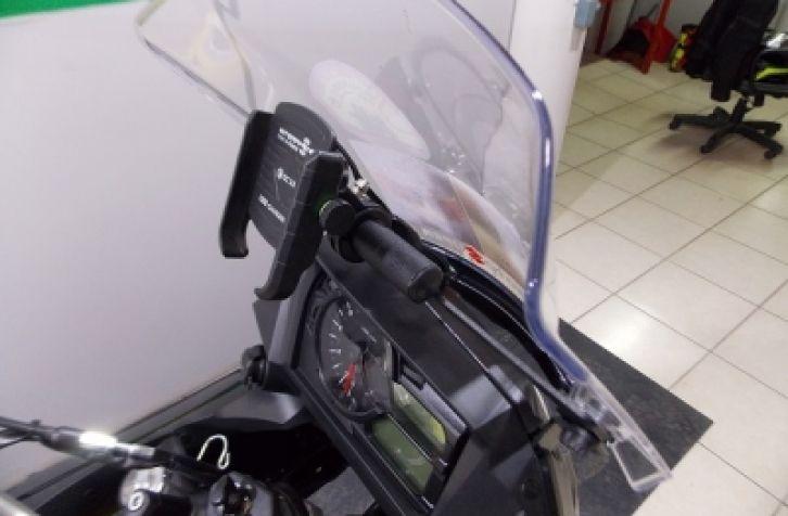 Suporte Gps Strom 650 Xt Chapam