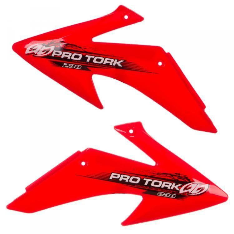 Carenagens CRF 230 2008 Protork  - Motorshopp