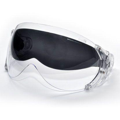 Viseira para capacete Kraft Plus Dupla