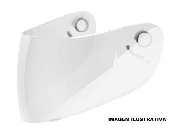 Viseira para capacete Nasa SH821   Gdr Blackblade