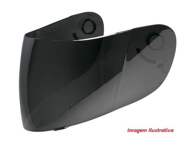 Viseira para capacete Agv K3 ou K4  STREET 8