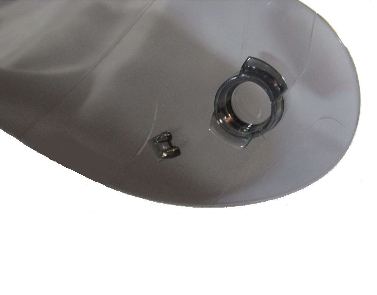 Viseira AGV K3 ou K4 STREET 8  - Motorshopp