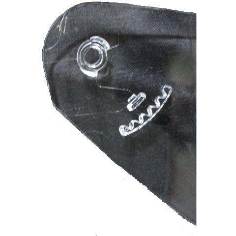 Viseira para capacete LS2 FF366 LS2 FF384   FF369 Escamotiavel  - Motorshopp