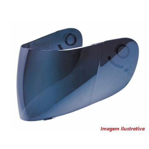 Viseira para capacete Shark S500   RSF21   RSF3  - Motorshopp