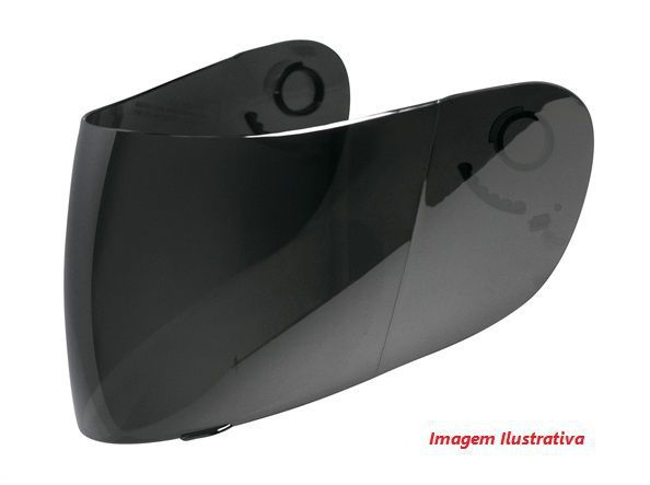 Viseira para capacete Shoei Xr1000 Shoei XSpirit Shoei Raidii  Shoei Multitec