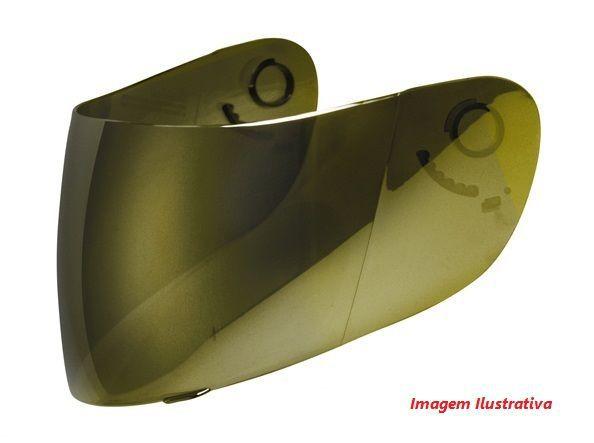 Viseira para capacete Zeus 508 508C 508B 508W