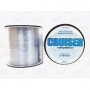 Linha Fastline Cruiser Competition (Transparente) 0,405mm 32lb 14,5Kg Nylon 500m