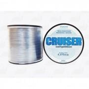 Linha Fastline Cruiser Competition 0,570mm 52lb 23,6Kg Nylon 350m Transparente