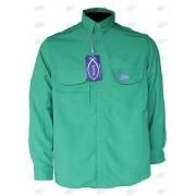 Camisa Masculina Veefs Verde Tamanho G