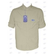 Camisa Masculina Veefs Bege Tamanho G