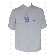 Camisa Masculina Veefs Cinza Tamanho XG