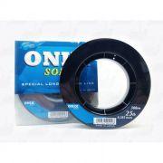 Linha Fastline Onix Soft 0,285mm 25lb Monofilamento 300m