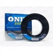 Linha Fastline Onix Soft 0,370mm 33lb Monofilamento 300m