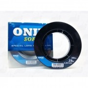 Linha Fastline Onix Soft 0,405mm 39lb Monofilamento 300m
