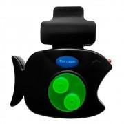 Alerta Sonoro e Visual LK1108 Albatroz para Vara de Pesca com Prendedor