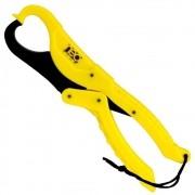 Alicate de Contenção Neo Plus Fishing Grip FG-103 cor Amarelo