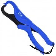 Alicate de Contenção Neo Plus Fishing Grip FG-101 cor Azul