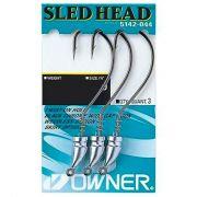 Anzol Owner Sled Head Nº4/0 14,17g 3un