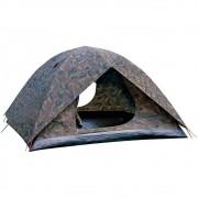 Barraca de Camping Nautika Amazon 3/4 para 3/4 Pessoas Iglu com Sobreteto