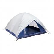 Barraca de Camping Nautika Dome 3 para 3 Pessoas com Sobreteto