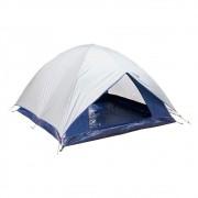 Barraca de Camping Nautika Dome 4 para 4 Pessoas com Sobreteto