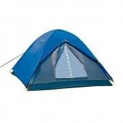 Barraca de Camping Nautika Fox 3/4 para 3/4 Pessoas com Sobreteto