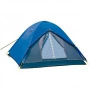 Barraca de Camping Nautika Fox 4/5 para 5 Pessoas com Sobreteto