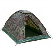 Barraca de Camping Nautika Kongo 3 para 3 Pessoas Iglu com Sobreteto