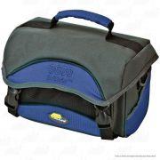 Bolsa Plano com 2 Estojos para Iscas Artificiais 3600, Porta Carretilhas, Molinetes ou Acessórios Softsider 4463-00