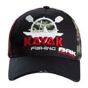 Boné para Pesca BRK Kayak Fishing Com Tela e Ajuste B028