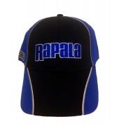 Boné Rapala com Regulagem em Velcro Cor Azul e Preto