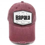 Boné Rapala Rippin Lips Since Cor Vinho