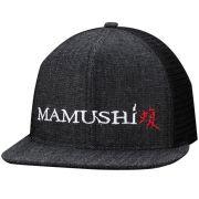Boné Redai Mamushi para Pesca Ajustável Material Poliéster