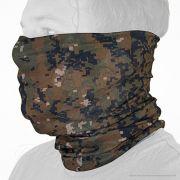 Máscara de Proteção Solar Top Skin Albatroz com Filtro Solar Camuflado Modelo 2