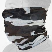 Máscara de Proteção Solar Top Skin Albatroz com Filtro Solar Camuflado Modelo 3