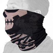Máscara de Proteção Solar Top Skin Albatroz com Filtro Solar Caveiras Modelo 1