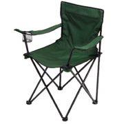 Cadeira Dobravel com Descanso de Braço Aurora Verde Olivia Echolife