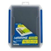 Caixa Estojo Ajustável para Iscas e Jig's MTB255J Marine Sports