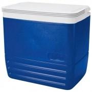 Caixa Térmica Cooler Igloo Cool 15 Litros Azul com Alça para Transporte