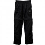 Calça Elástico Com Proteção Solar UPF 50+ Ballyhoo Cor Preta