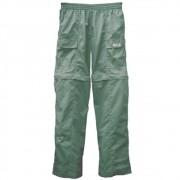 Calça Elástico Com Proteção Solar UPF 50+ Ballyhoo Cor Verde Acinzentado