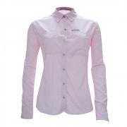 Camisa de Pesca Guepardo Feminina Trek Fish Cor Rosa