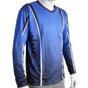 Camiseta de Pesca Mtk Attack com Proteção Solar Filtro UV Cor Basic