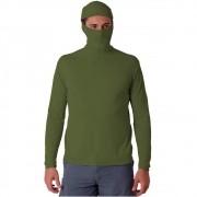 Camiseta Ballyhoo Ninja Cor Militar Verde Musgo Com Filtro UV até 50 UPF Anti Bacteriano