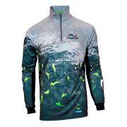 Camiseta de Pesca Extreme Dry Evo F-Move X Faca na Rede