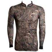 Camiseta de Pesca Hunter Series 02 BRK Fishing Com FPS 30+
